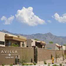 Rental info for Avilla Sabino II in the Tucson area