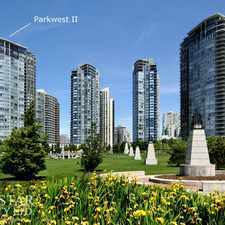Rental info for 583 Beach Crescent #1006 in the Downtown area
