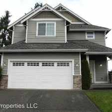 Rental info for 2707-183rd St Ct E in the Spanaway area