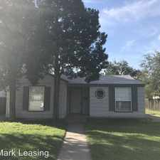 Rental info for 3109 31st Street in the Lubbock area