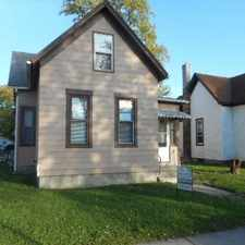 Rental info for 1012 St. Mary's in the Fort Wayne area