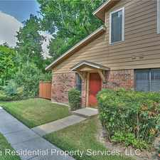 Rental info for 5706 Cedar Creek in the Fort Worth area