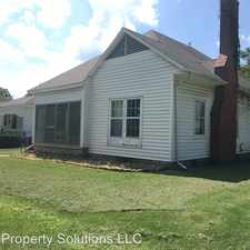 Rental info for 1711 N Grand in the Pittsburg area