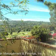 Rental info for 1978 Rolling Vista Dr Unit 26 in the 90717 area