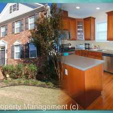 Rental info for 112 Bally Shannon Way in the Holly Springs area