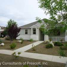 Rental info for 7902 E Thistle Drive in the Prescott Valley area