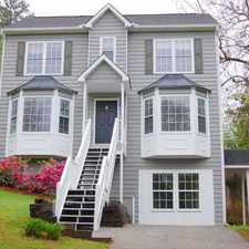 Rental info for Tricon American Homes in the Acworth area