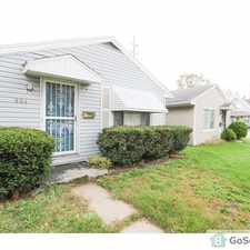 Rental info for Beautiful cozy house, section 8 only $200 deposit in the Toledo area