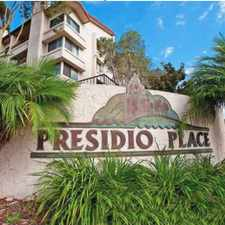 Rental info for 5745 Friars Road #93 in the Morena area