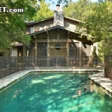 Rental info for $4900 5 bedroom House in Southwest Austin Other SW Austin in the Austin area
