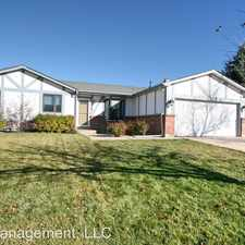 Rental info for 7639 Timberline Court