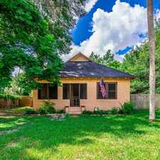 Rental info for 558 W FRENCH AVE in the 32713 area