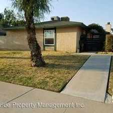 Rental info for 5710 SAGE ST in the Bakersfield area