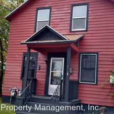 Rental info for 1085 1st. St. in the Muskegon area