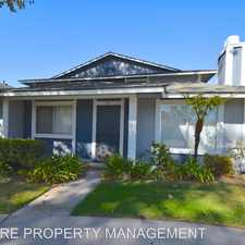 Rental info for 577 SPRING ROAD #53 in the Moorpark area