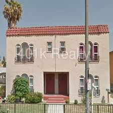Rental info for 1415 1/2 West 38th Street in the Los Angeles area