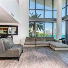 Rental info for 1331 Brickell Bay Drive #BL21 in the Downtown area