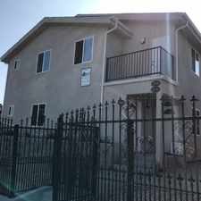 Rental info for 2508 - 2510 1/2 Houston St. in the Los Angeles area