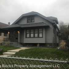 Rental info for 3912 N 25TH ST in the Franklin Heights area