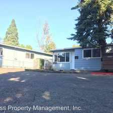 Rental info for 4714-4722 SE 83rd Ave in the Lents area