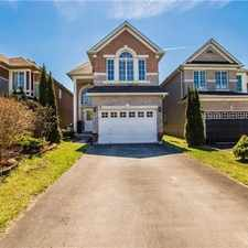 Rental info for 21 Lanebrooke Crescent in the Markham area