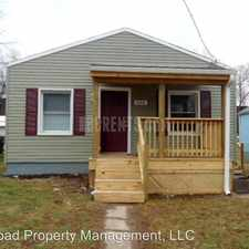 Rental info for 1706 Meadow Avenue,
