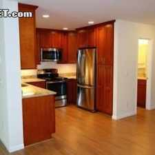 Rental info for Two Bedroom In Magnolia in the Seattle area