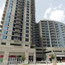 Rental info for 400 W Peachtree St NW Suite 3114 in the Centennial Hill area