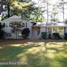 Rental info for 2621 Bennington Rd. in the Fayetteville area