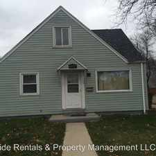 Rental info for 4577 N Sherman Blvd in the Lincoln Creek area