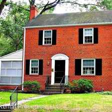 Rental info for 4609 Bromley Lane in the Colonial Place area