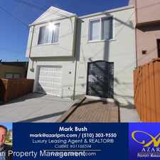 Rental info for 726 Sargent Street in the Merced Heights area
