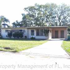 Rental info for 1217 Cypress Lane in the 32922 area