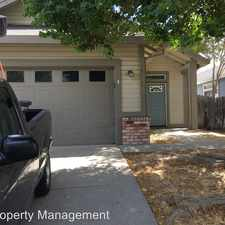 Rental info for 7737 Southland Way in the Florin area