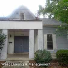 Rental info for 306 B North White St in the Carrollton area