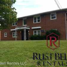 Rental info for 875 Cook Avenue in the Boardman area