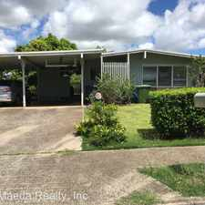 Rental info for 1620 Hoohiamoe St