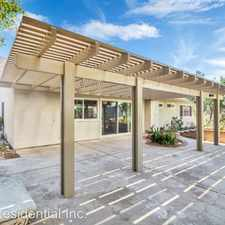 Rental info for 4221 E Ruth Pl in the Irvine area