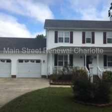 Rental info for Cozy Two-Story Home In Clayton