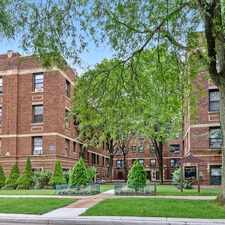 Rental info for 4625-35 N. Winchester Ave