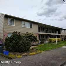 Rental info for 411-425 Monroe St in the Oregon City area