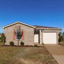 Rental info for Suburban solitude in 38125! - 4628 Sweet Whisper Ln in the Memphis area