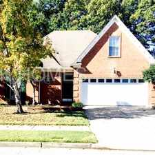 Rental info for Gorgeous Collierville Home For Rent in the Stevens Point area