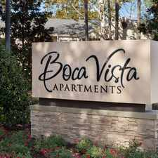 Rental info for Boca Vista Apartments