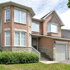 Rental info for 2939 Sable Ridge Drive in the Osgoode area