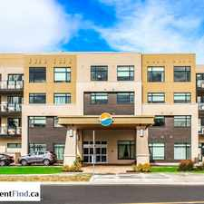Rental info for 151 Meadowlands Drive West in the Knoxdale-merivale area