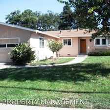 Rental info for 1344 PILAND DRIVE in the West Campbell area