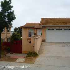 Rental info for 2332 Newell Street in the Chula Vista area