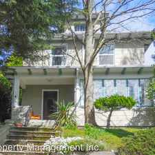 Rental info for 3044 NW 57th St. Down in the Sunset Hill area