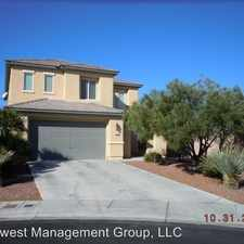 Rental info for 8941 Martin Downs Place in the Tule Springs area